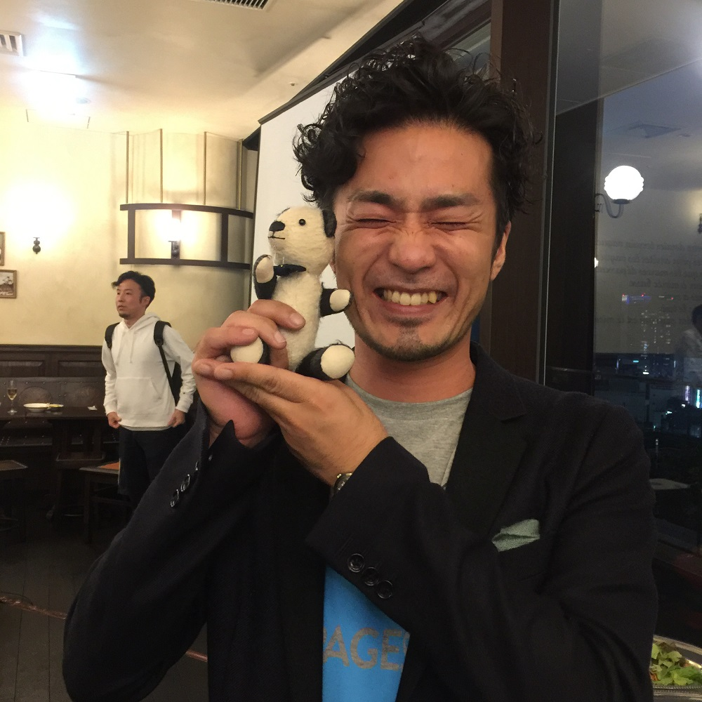 JimdoJapan駒井さんと再会!