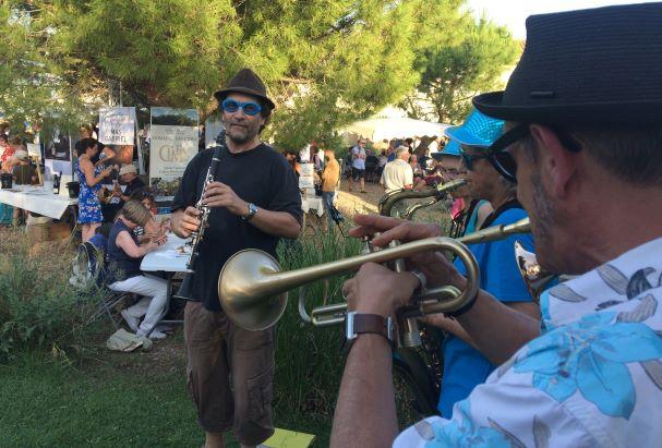 Juin 2019 - Montpellier : Estivales de Saporta