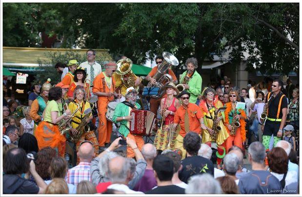 Juin 2015 - Montpellier : Festival Arc en Ciel des Faubourgs