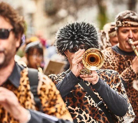 Fév 2020 - Béziers : Carnaval des écoles Calandretas