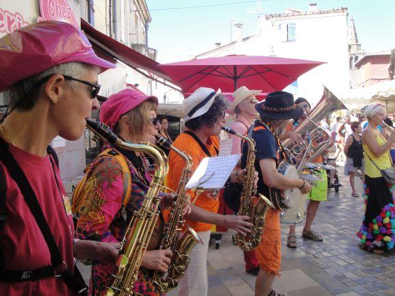Sept 2014 - Vias : Fête des Vendanges
