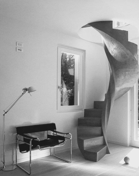 Radiant stair system Lorenzoni, scala radiante, riscaldamento elettrico a pavimento