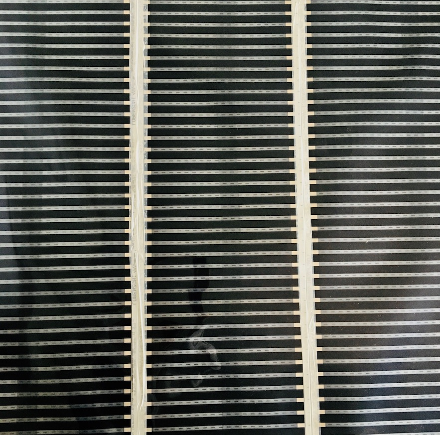 Lor Foil Kit 0.3 Lorenzoni Riscaldamento elettrico a pavimento