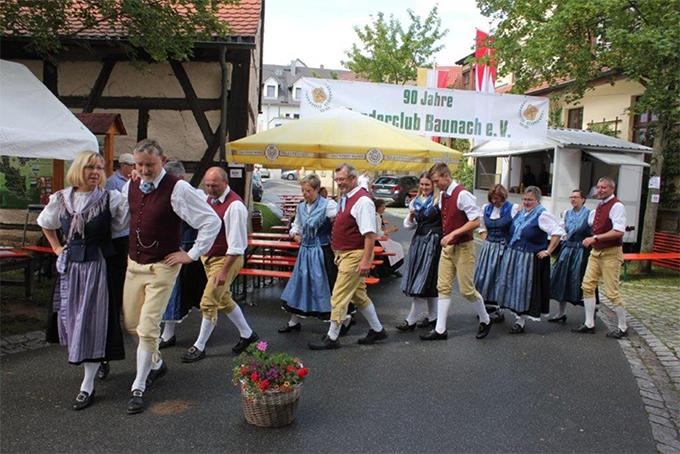90 Jahre Wanderclub Baunach e.V.