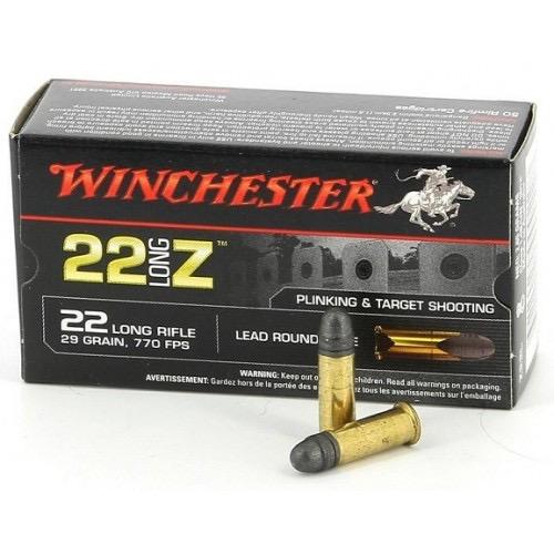 Munizioni cal 22 Winchester