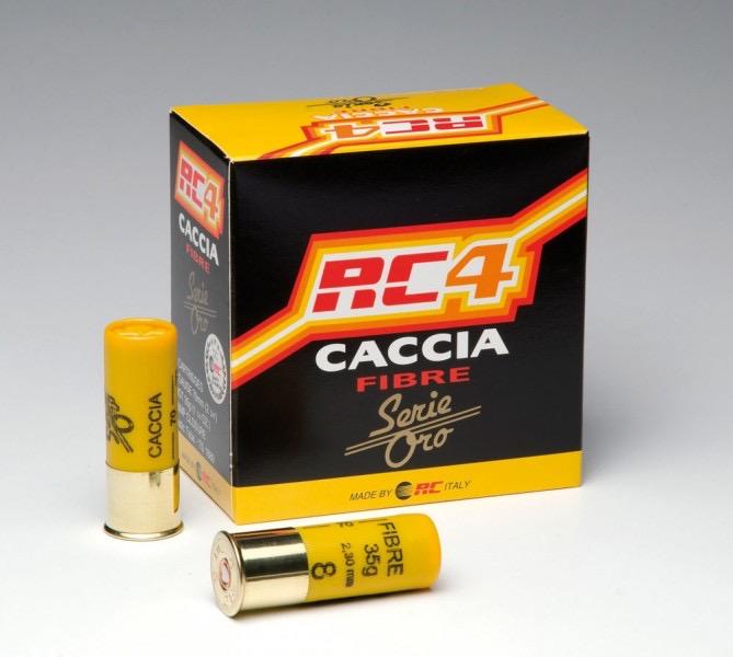 Cartucce RC4 Serie Oro