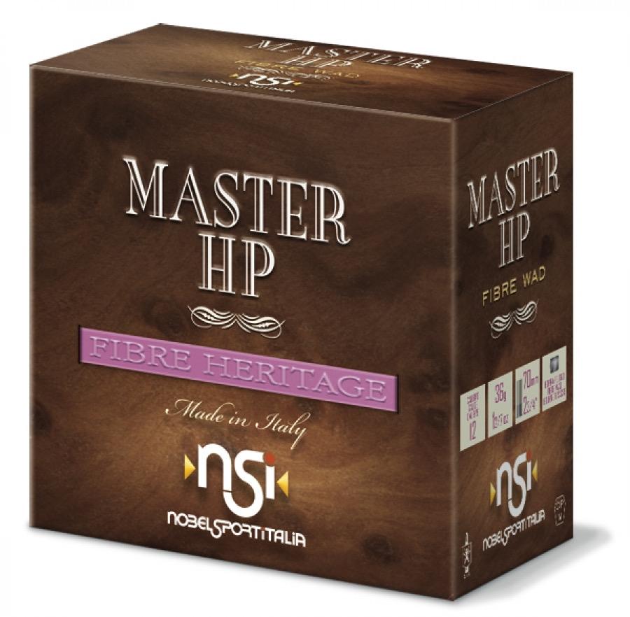 Cartucce Nobel Sport Master HP