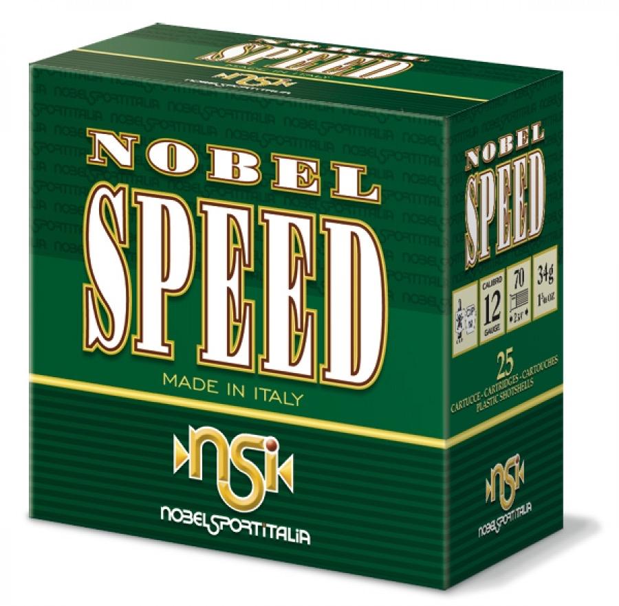 Cartucce Nobel Speed