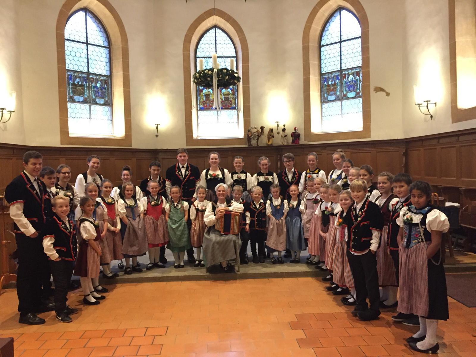 Adventskonzert 2018 in der Kirche Nidau