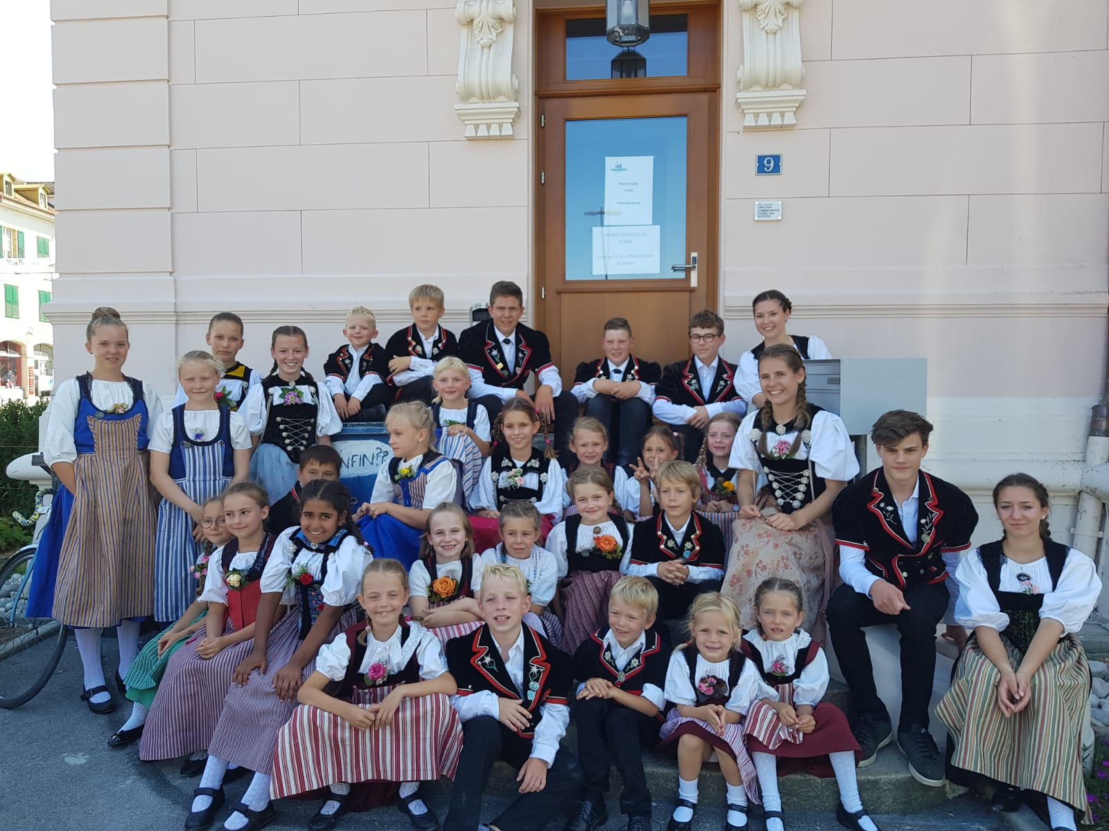 Joderfest in Yverdon 2018