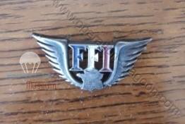 insigne des Forces Françaises de l'intérieur de Martino CIOFI