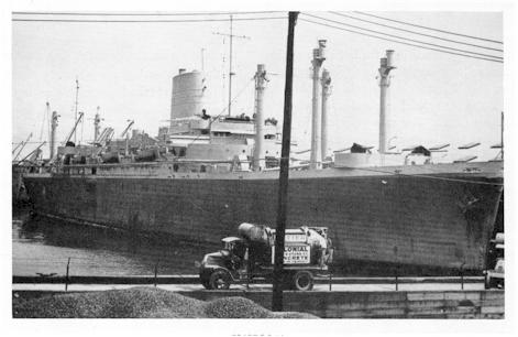 USS Cristobal