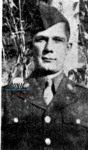 Ira BARNHURST, died of wounds on the 19th of august 1944. Southern France.