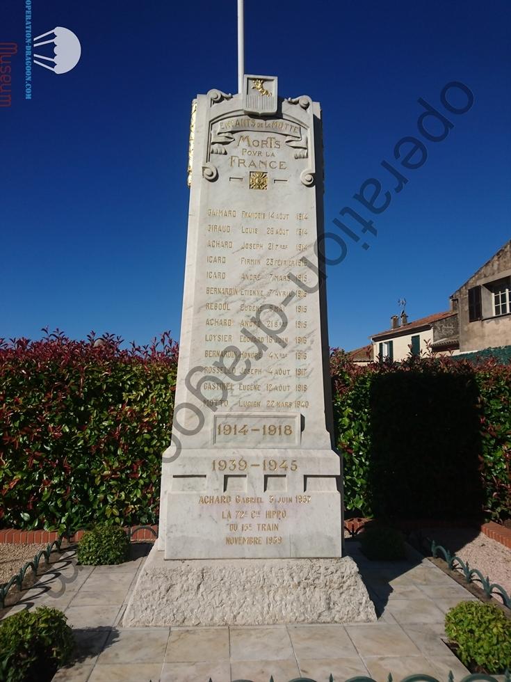 Monument aux mort 14/18 et 39/45
