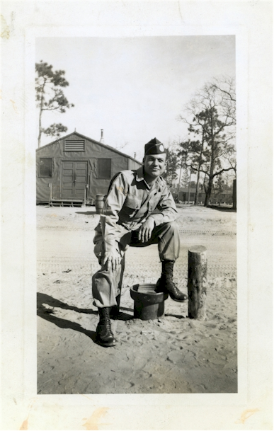 "R.MILLER, ""I"" Company at Camp Toccoa"
