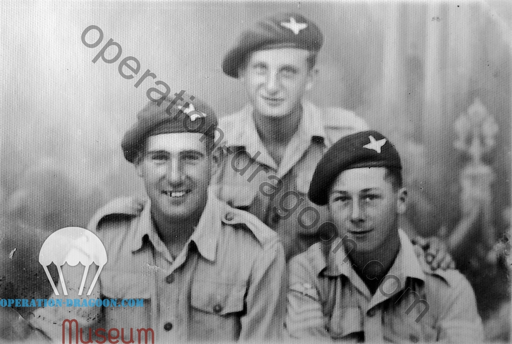 Tommy ATKINS, Peter BLOCK, sgt PICKERING