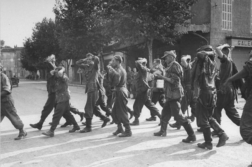 German prisonners in St Maximin (source:Nara)