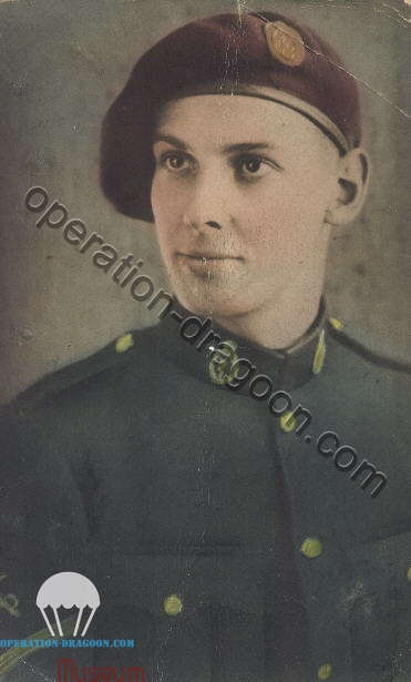 Peter REALF, 2nd Independent Parachute Brigade, Signal Section