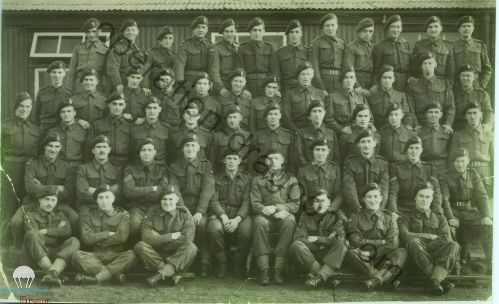 2nd Independent Parachute Brigade, Signal Section, 1945