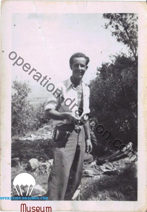 Louis ARNAUD , Quartier de plaines, Vins sur Caramy, 1944