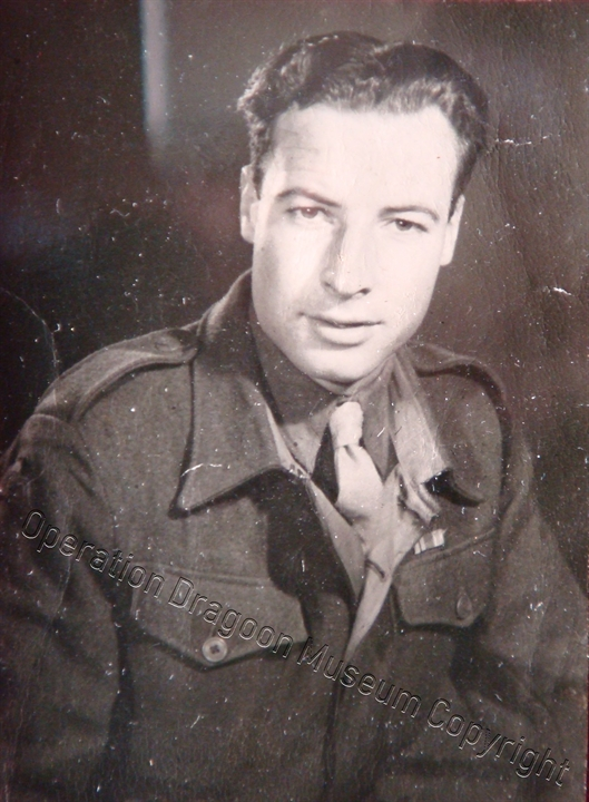 "Peter Matthews, 4th Parachute Battalion , ""B"" Coy"