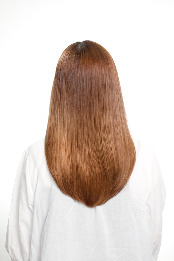 サラサラ 素髪