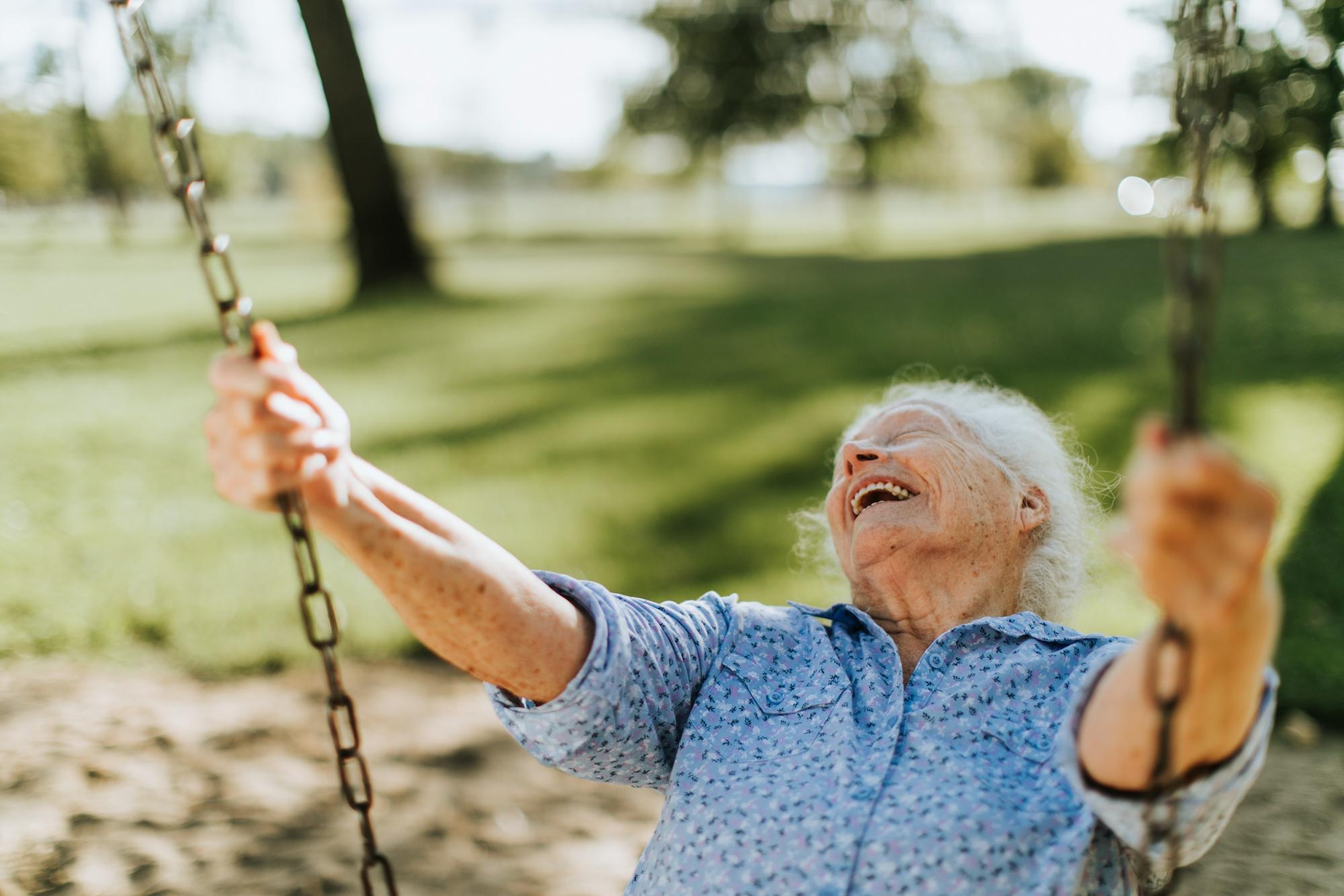 Locker bleiben hilft Körper und Geist -