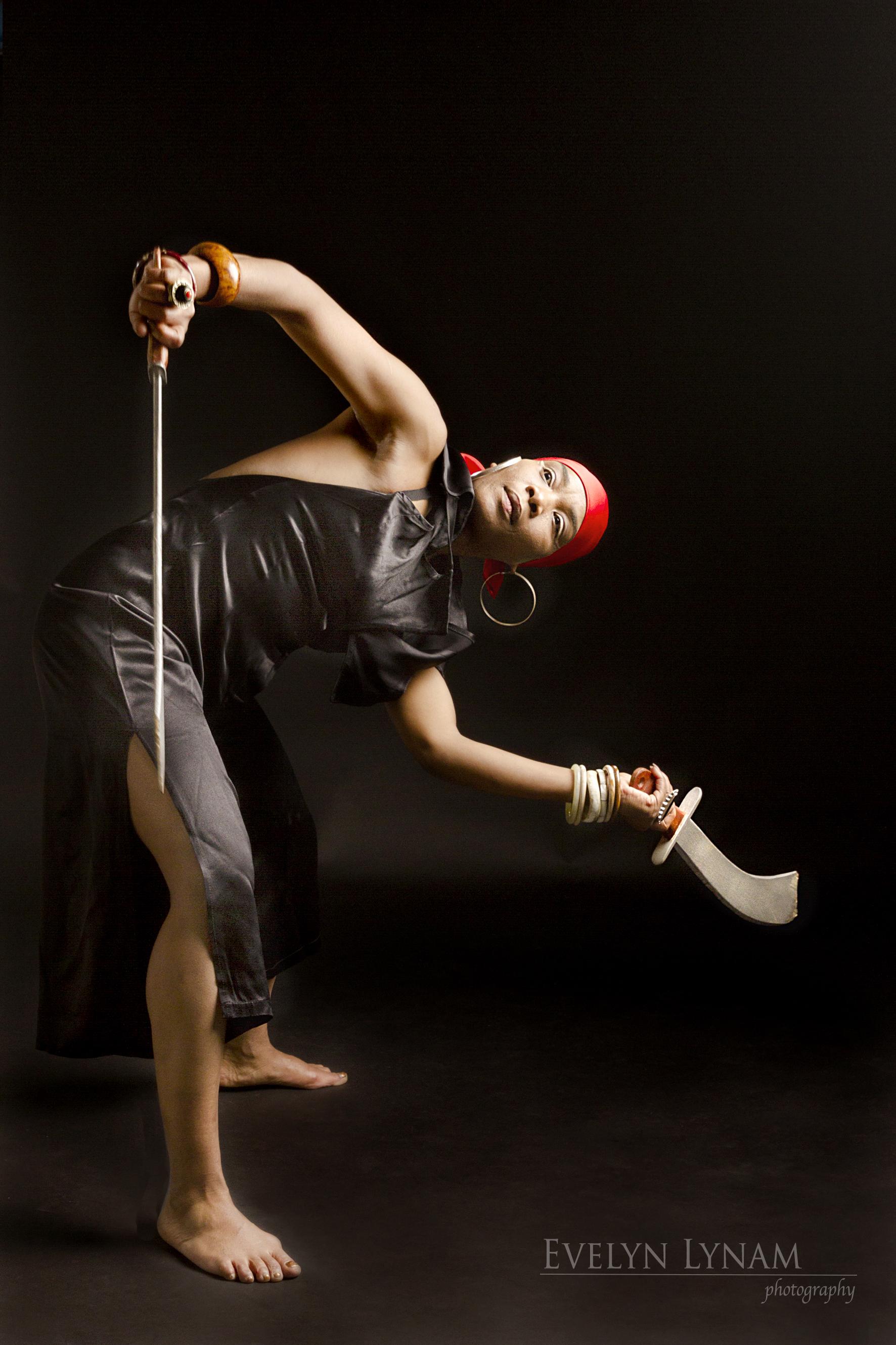 karine label - afro dance - wien