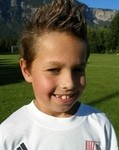 Hafner Raphael erzielte 2 Treffer und fixierte den ersten Sieg