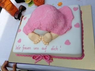 Tauftorten Und Torten Zur Geburt In Ganserndorf Bei Wien Tanja S