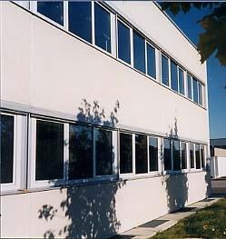 Stahlbetonfertigteile Architektin Lehner