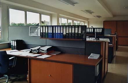 Büroeinrichtung Architektin Lehner