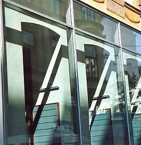 Geschäftsportal Architektin Monika Lehner