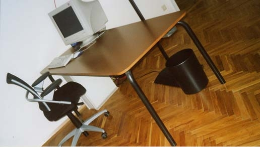 Büromöbel Architektin Lehner