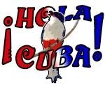 Logo Hola Cuba