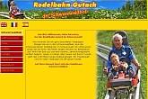 Rodelbahn Gutach im Schwarzwald