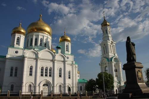 Kirche in Rostov-am-Don