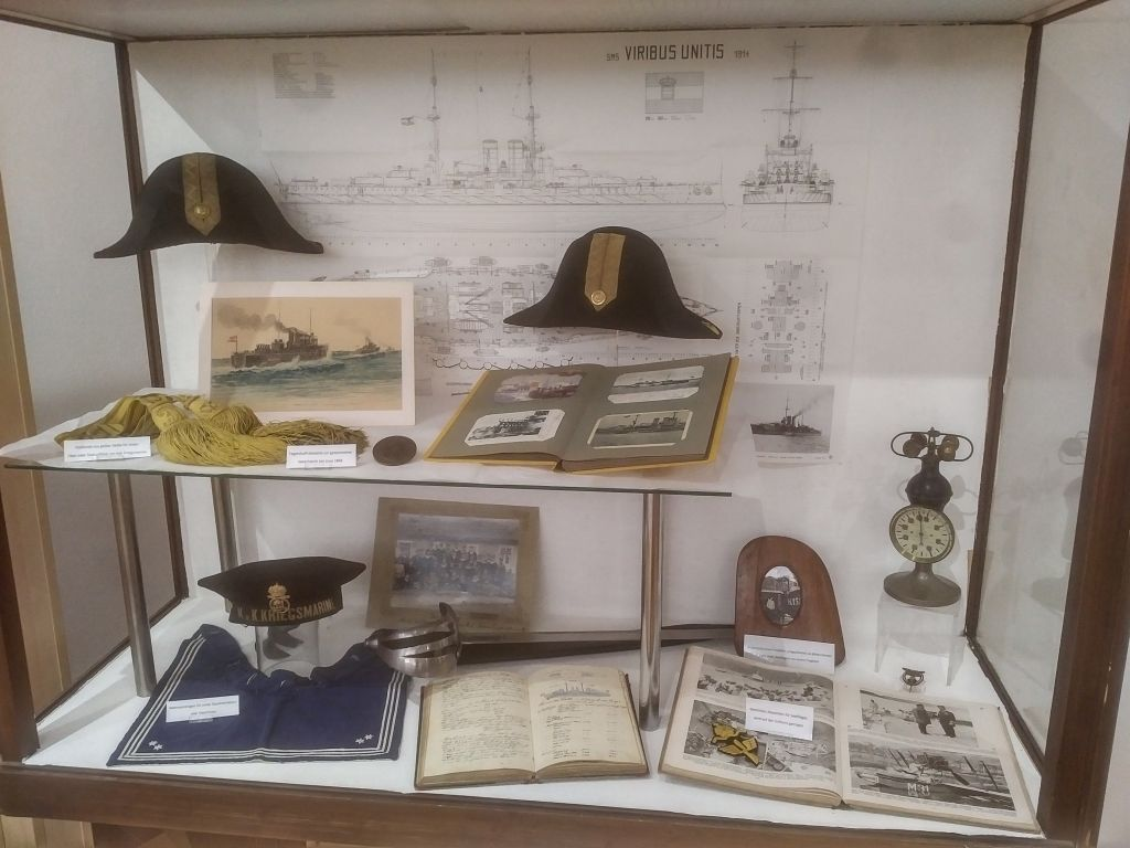 Ausstellung kuk Marine - Beratung, Unterstützung bei der Kuratierung, Vermittler von privaten Leihgebern