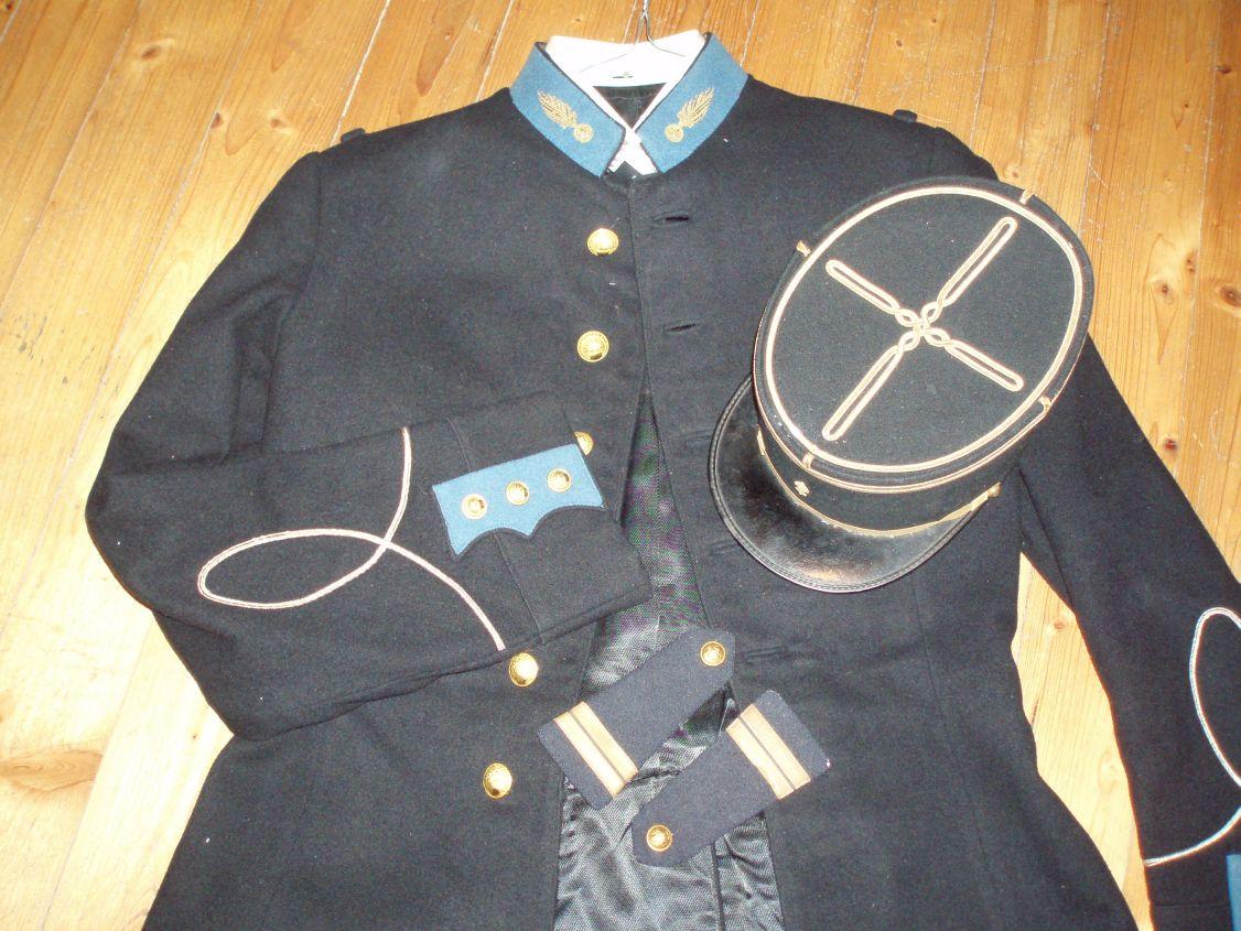 Französische Uniform
