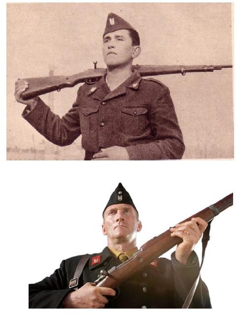 Recherche zu Ustascha und kroatischen Soldaten um 1940 für Spielfilm