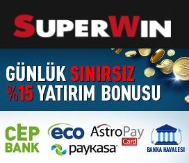 Süperwin Bonusları