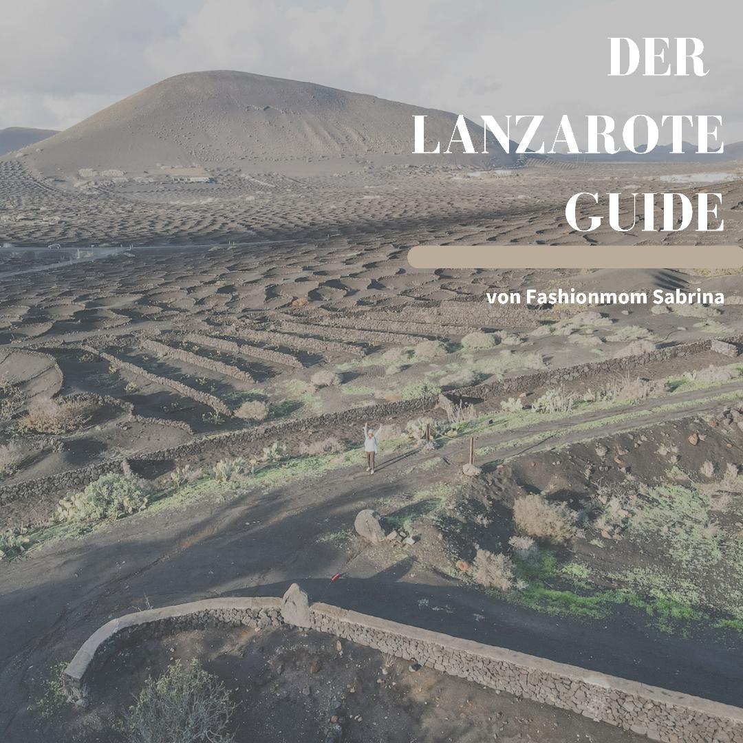 Der Lanzarote Guide von Fashionmom-Kolumnistin Sabrina