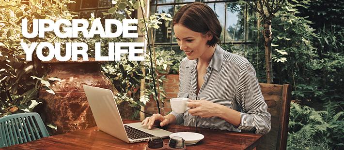 Upgrade your life avec LR