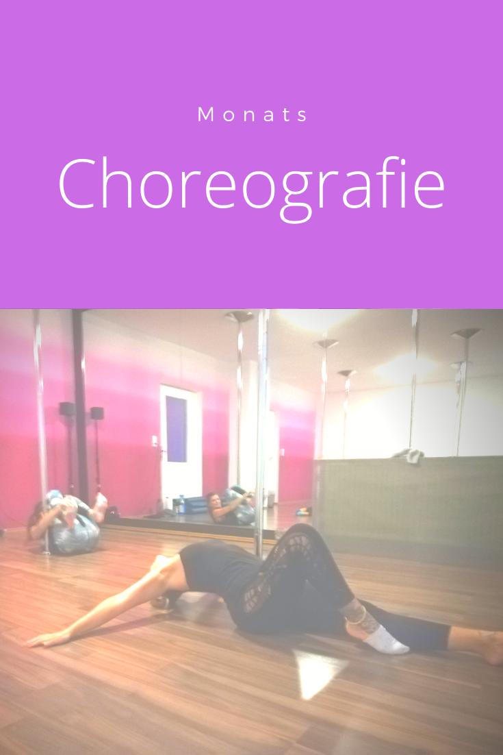 Monats Choreografie