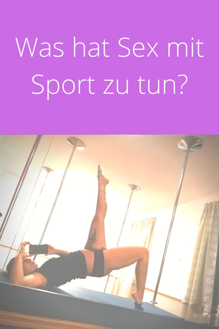 Was hat Sex mit Sport zu tun?