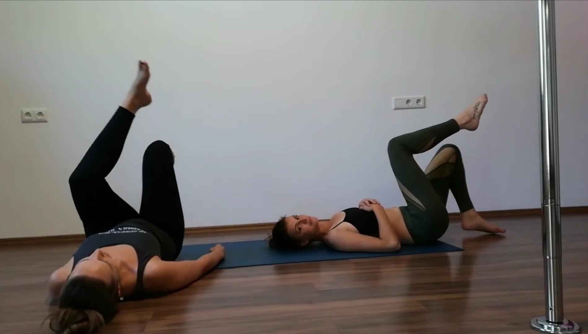 Hüft- und Rückenschmerzen