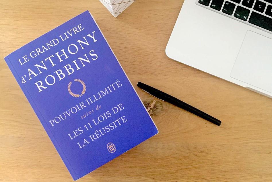 Les 11 lois de la réussite d'Anthony Robbins
