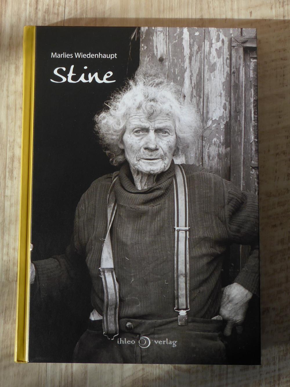 """Das Buch """"Stine"""" 2020"""