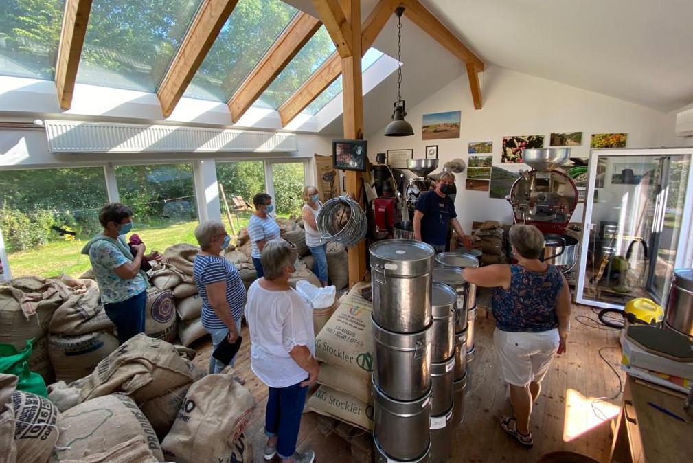 Kaffeerösterei Nordfriesland 2021