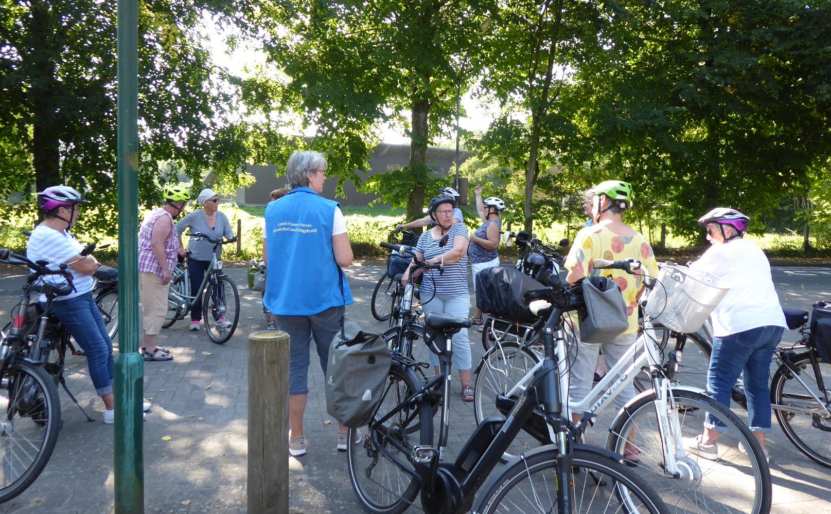 Fahrradtour 2021